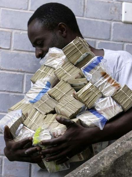 Зимбабве за покупками