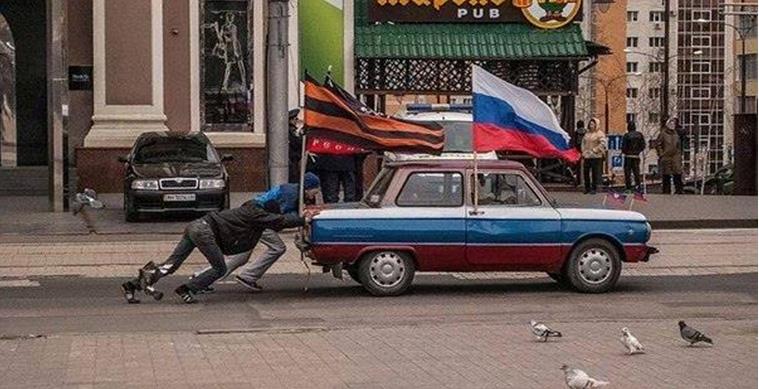 Террористы распространяют слухи о наступлении украинских войск, - Лысенко - Цензор.НЕТ 4899