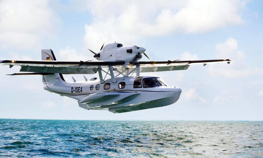 Гидро-самолет