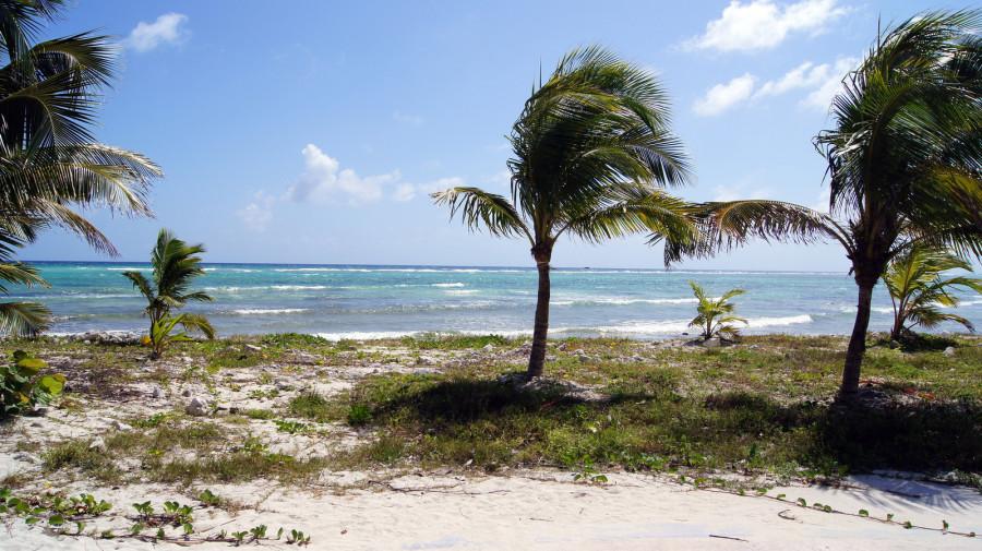 Земельный участок на берегу Карибского моря