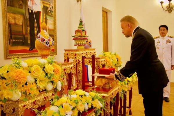 Орденом Белого слона награжден экс-посол России в Таиланде