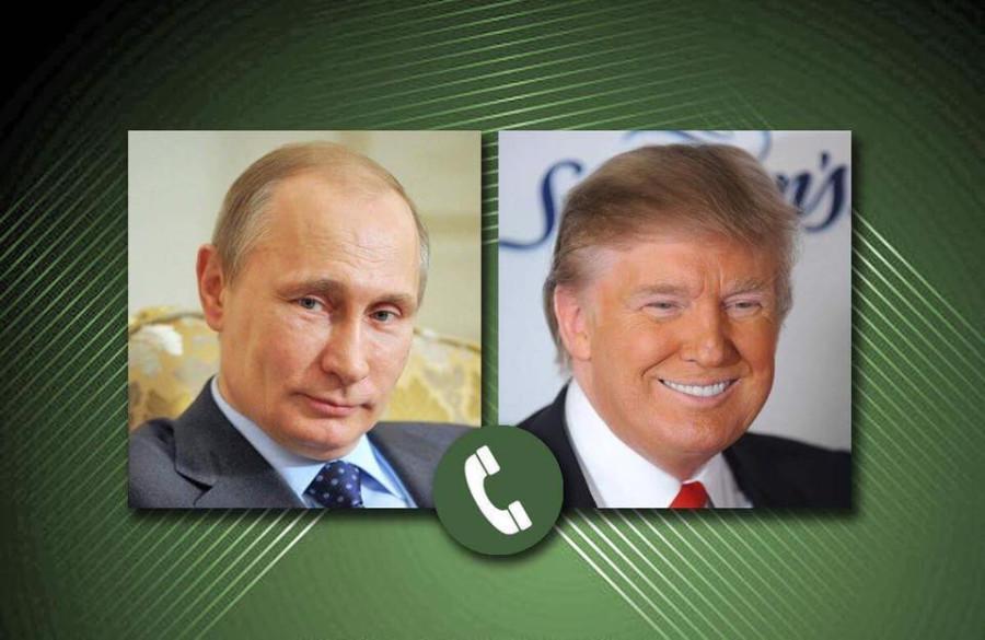 Раскрыты подробности разговора Путина и Трампа