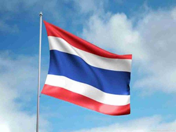 Триединство тайского флага