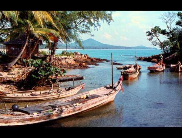 Человек, открывший остров Самуи