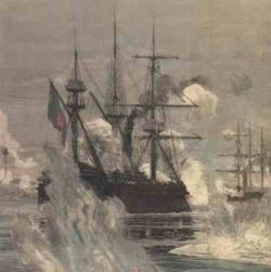 Gunboat diplomacy: French-Siamese war of 1893, France, Siam, Indochina, France, Siamese, when, Mekong, race, attack, this, French, French, which, Mekong, time, demanded, consul, Auguste, wrote, conflict