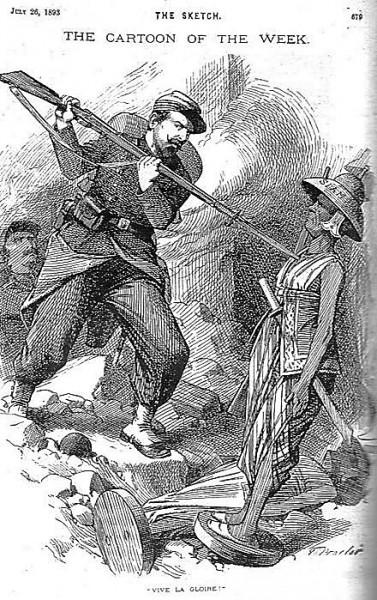 Битва канонерок на реке Чаопрайя