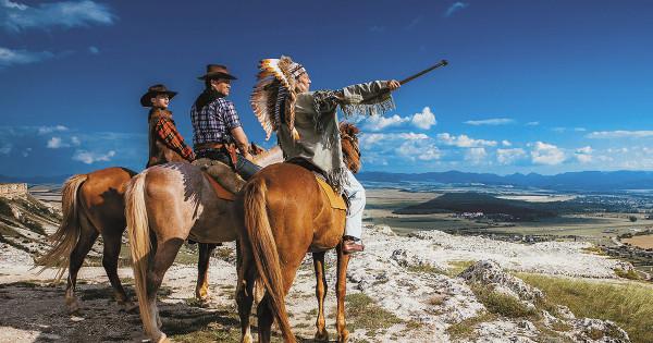 Почему индейцам было жалко ковбоев