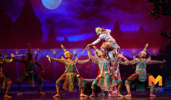 Тайский танец «Кхон» - «неосязаемое культурное наследие цивилизации»
