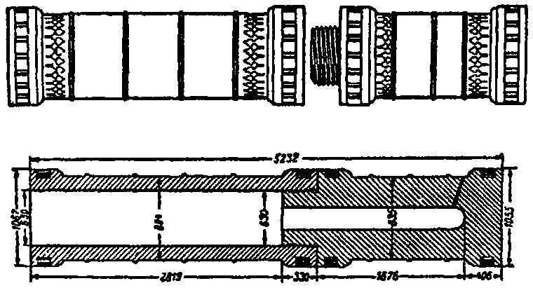 Большие артиллерийские орудия: атаманские Царь-бомбарда «Базилика» и Дарданельское орудие - 1
