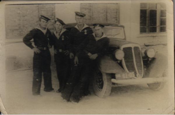 моряки 001