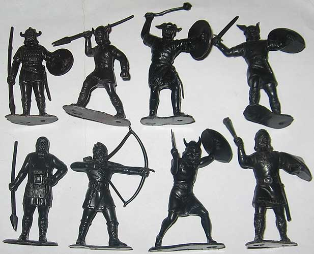Игрушечные армии из СССР. Часть 2я 4