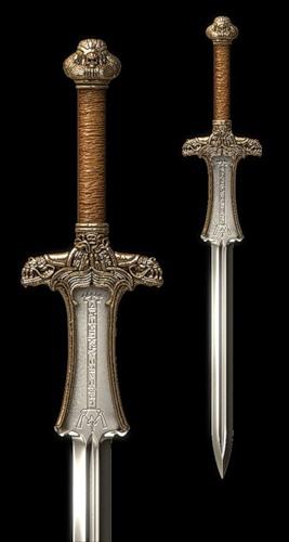 меч конана