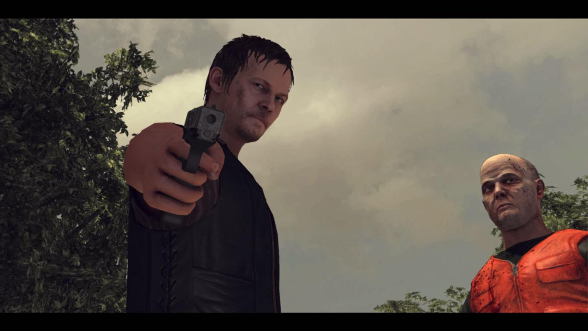 Gametronic. Net » the walking dead: survival instinct.