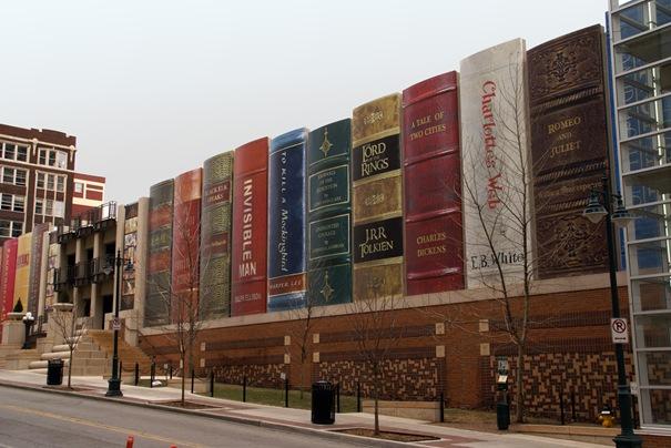 общественная библиотека канзас