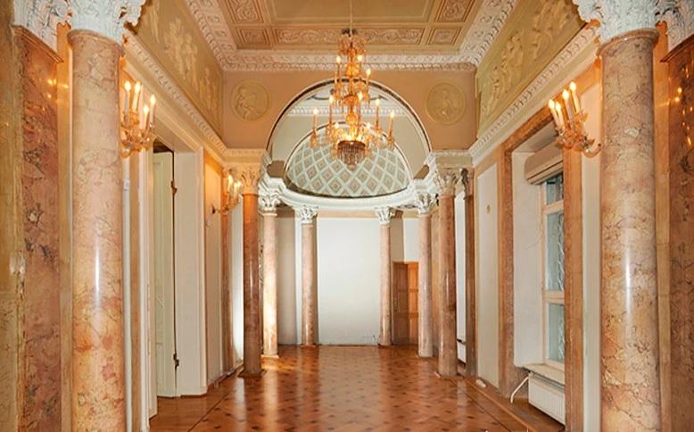 признанию зал с колоннами фото пользуюсь зеркальной
