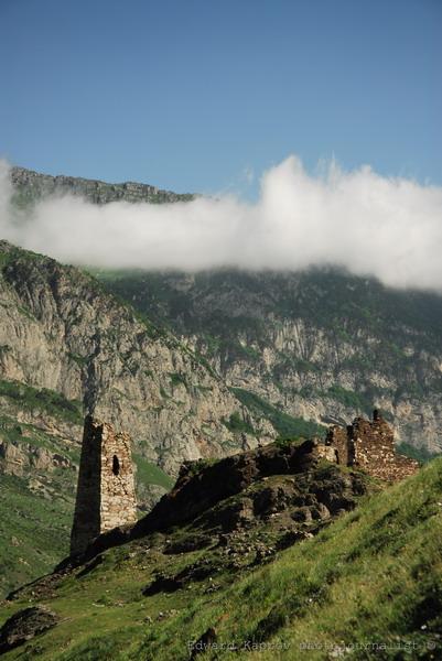 Фиагдонское Ущелье. С.Осетия