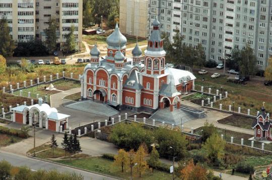 В списке лучших городов России Киров занял достаточно высокое место.