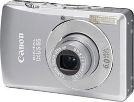 Фотоаппарат Canon Ixus 65
