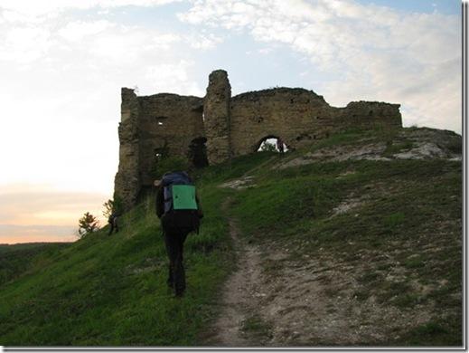 Кудринці, замок