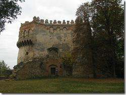 Музей у замку, Острог