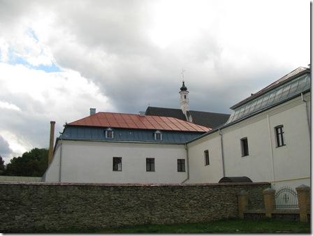 Летичів, монастир