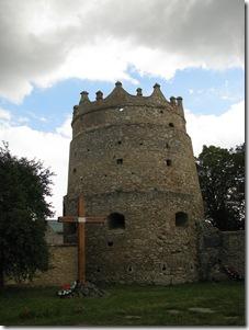 Летичів, замок