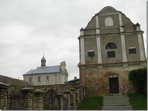 Збараж, замок