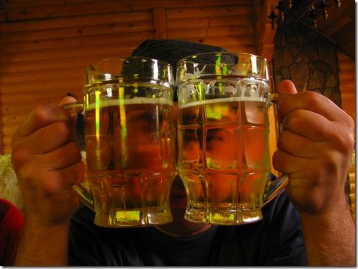 Збараж, пиво