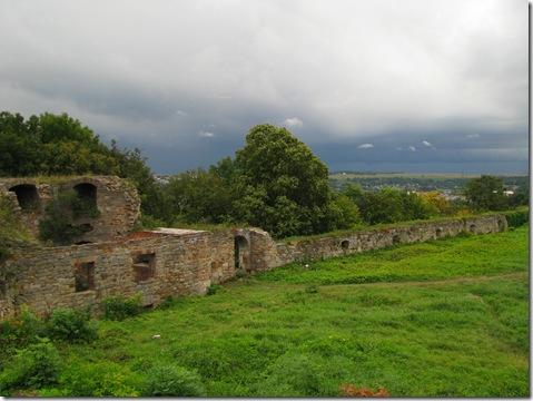 Теребовля, замок