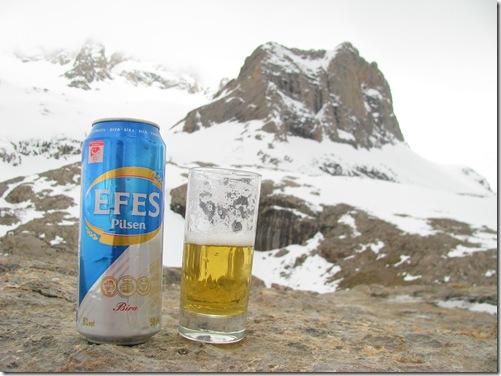 Болкар, Тавр, пиво