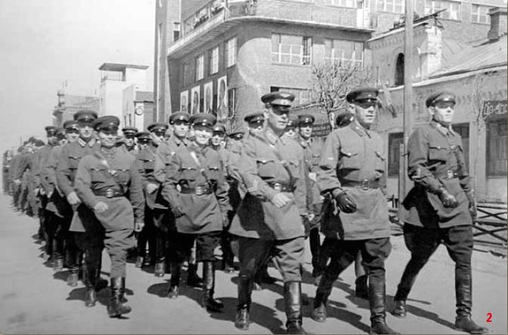 Колонцова 15 1941