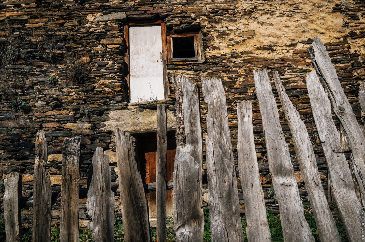 Архитектура Верхней Сванетии, община Ушгули