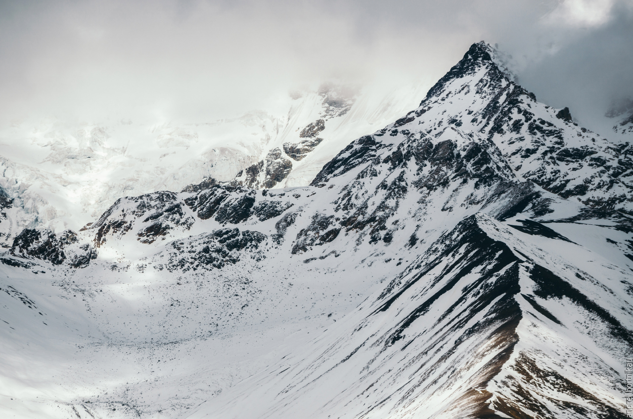 Гора Шхара. Самая высокая гора Грузия