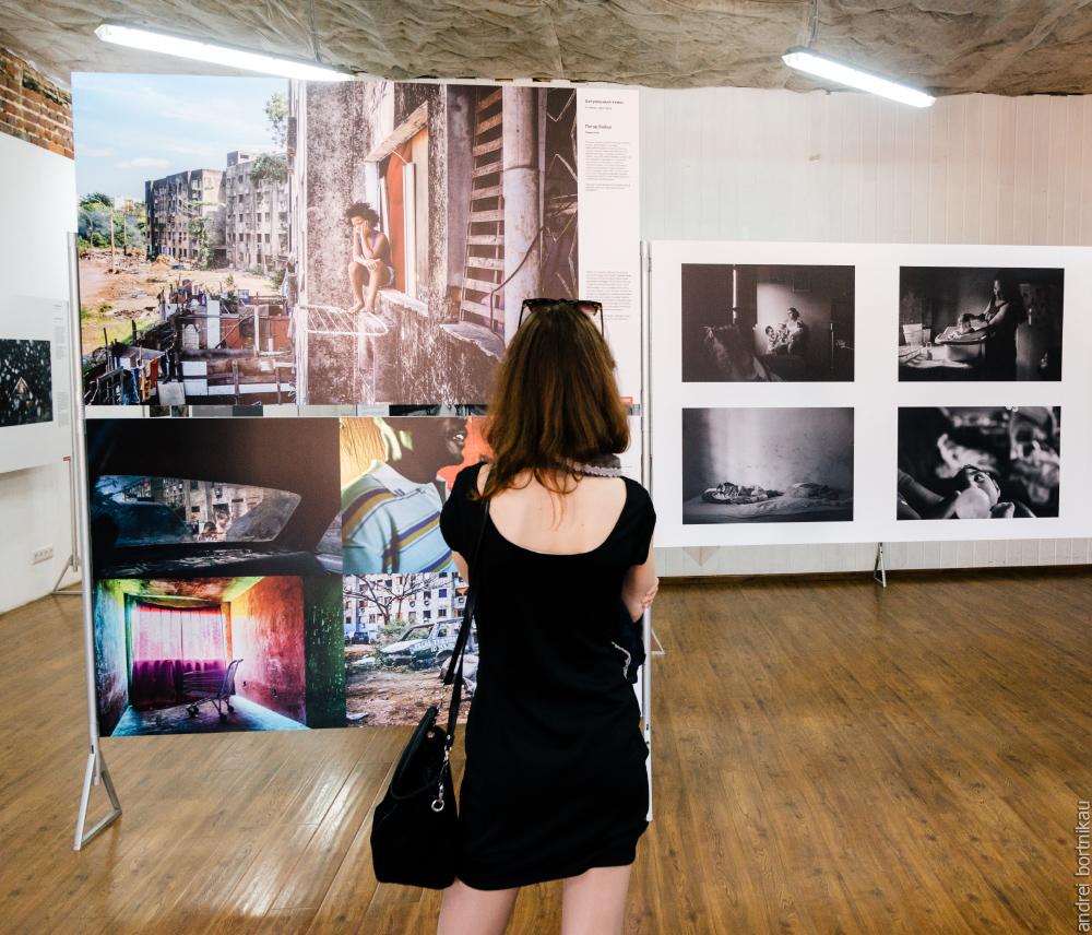 World Press Photo Минск 2017, Выставка, Цэх