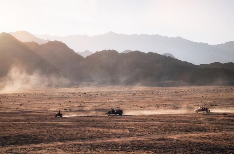 Синайская пустыня, Египет