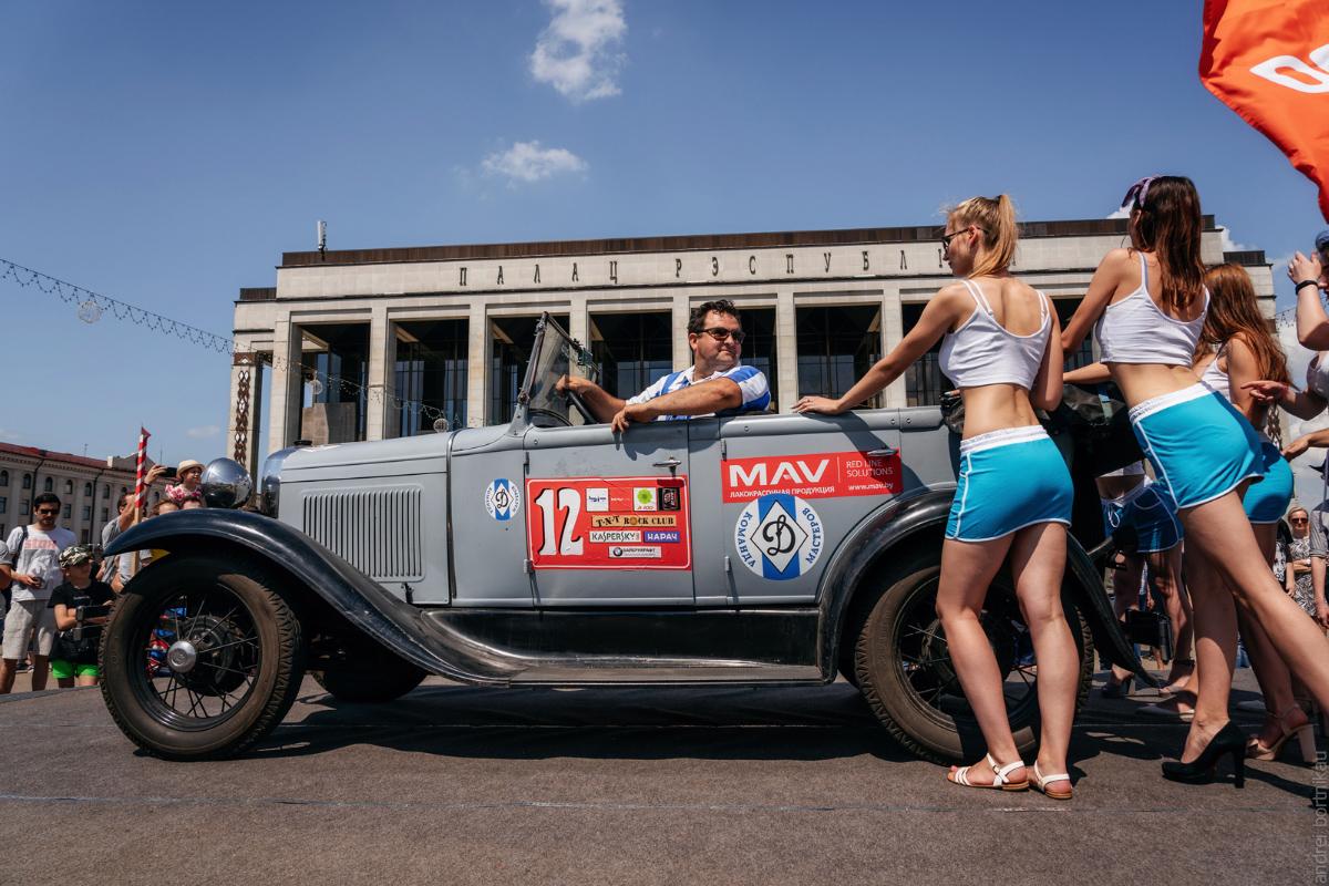 ГАЗ-А, 1936