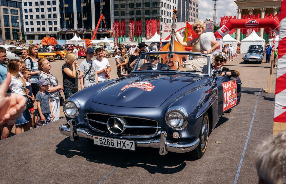 Mercedes SL 190, 1961