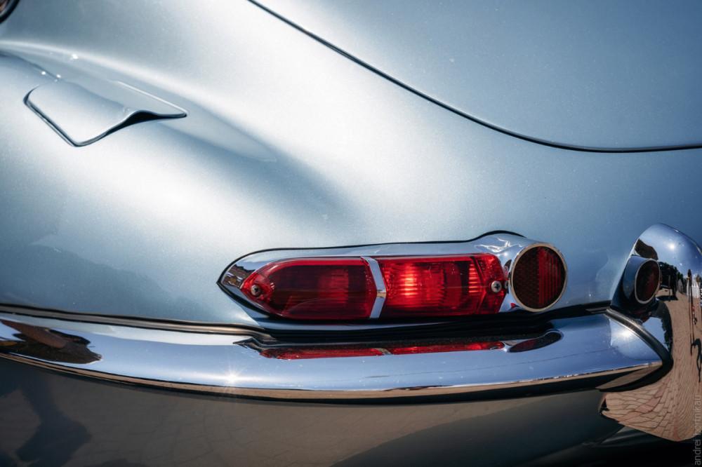 Jaguar E-Type, 1967