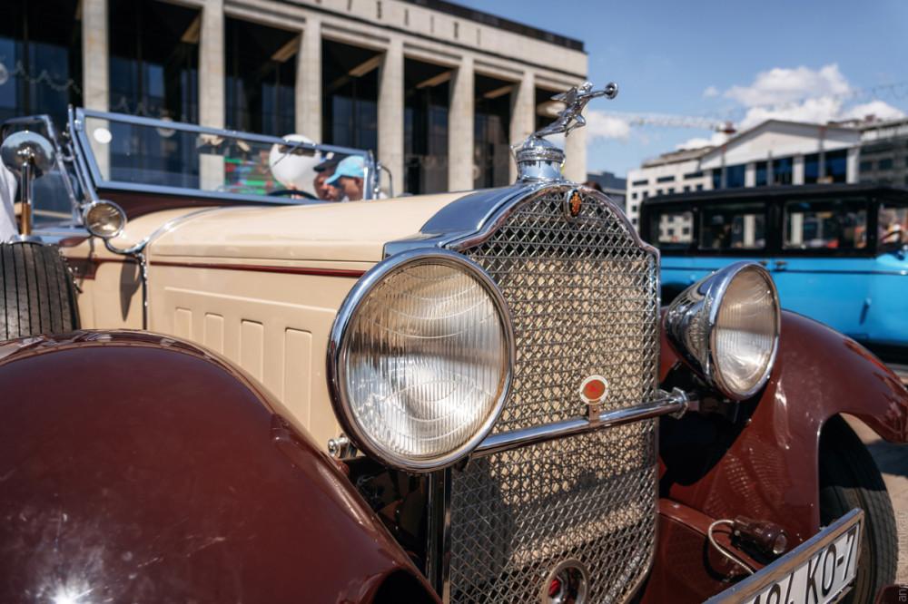 Packard model 6-40 Cabriolet,  1929