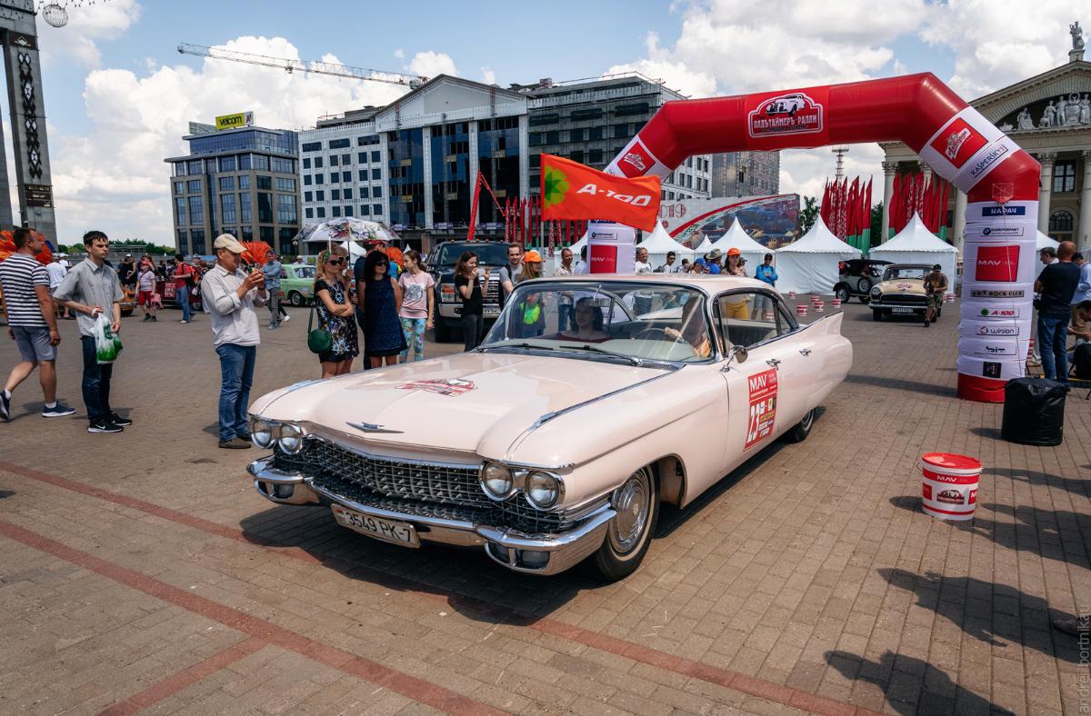 Cadillac Eldorado, 1961