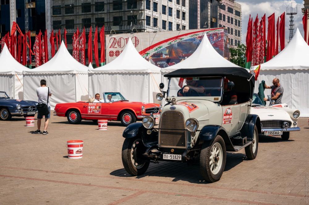 Fiat 501, 1921