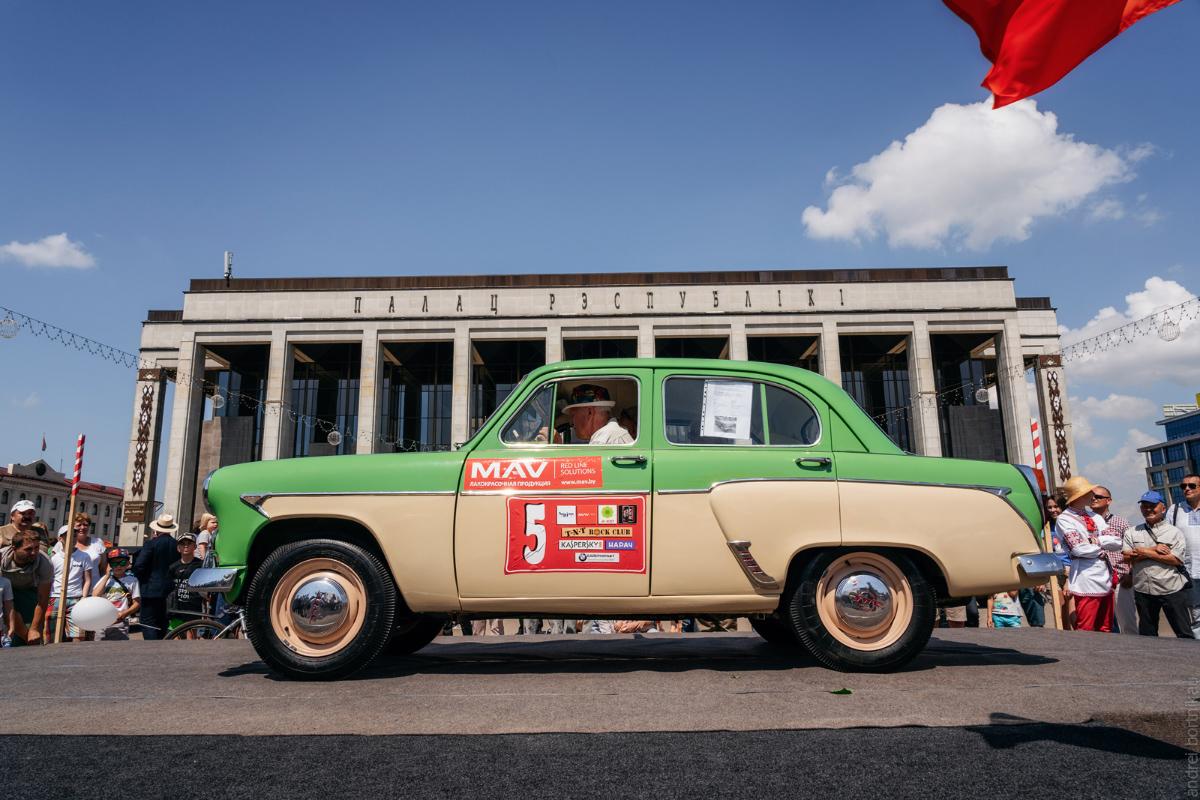 Москвич 407, 1960