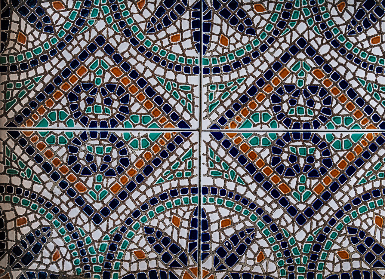 Арабская мозаика на Майорке