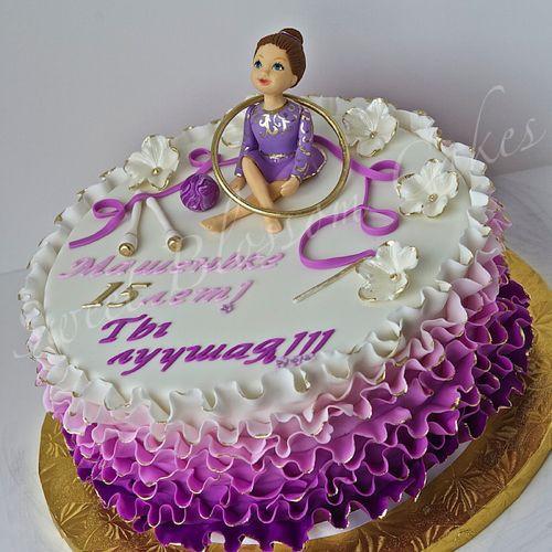 Торты для девочек 10 лет фото