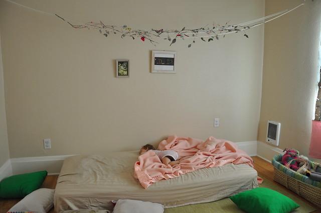 Lillia's child bed