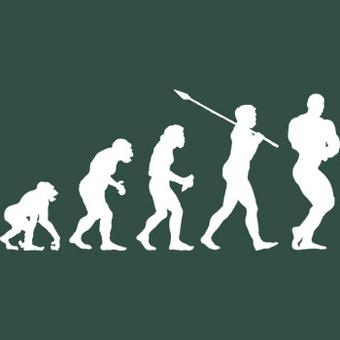 эволюция культуриста