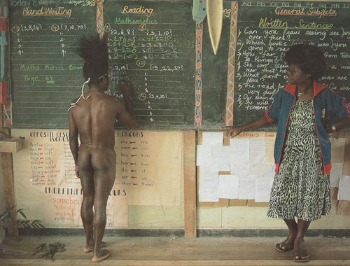 Tabubil school