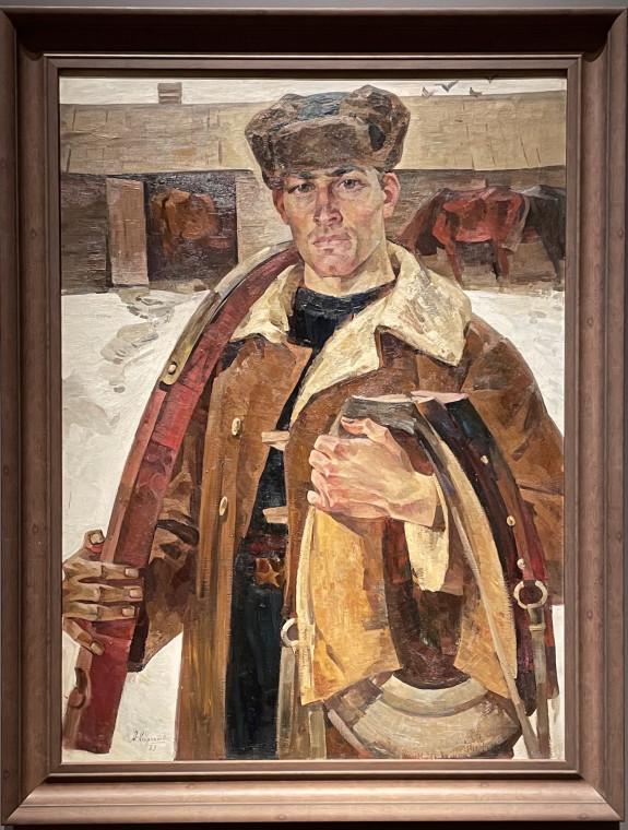 «Совхозный конюх» Александра Кирчанова (1969)