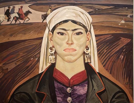 «Дочь Салаирского края» Александра Кирчанова (1969)