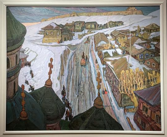 «Старокузнецк» Аркадия Акцынова (1968)